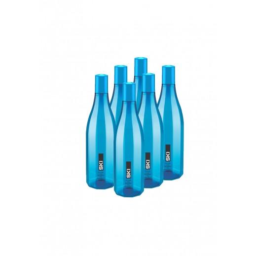 سكاي - طقم زجاجة مياه 500 مل (6 حبة) (ألوان متعددة)