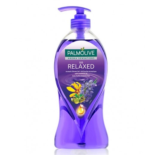 بالموليف - سائل الإستحمام العطري للإسترخاء التام 750 مل