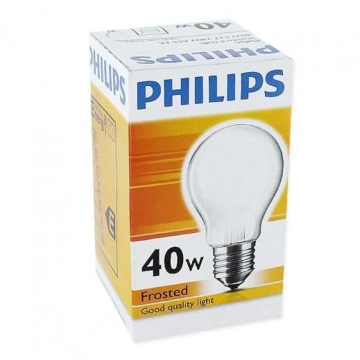 فيليبس – مصباح بلوري B27 – بقوة 40 واط