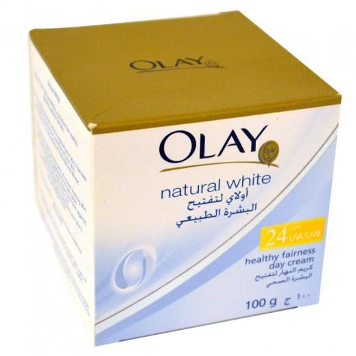 أولاي - كريم تفتيح البشرة الطبيعي 100 جم
