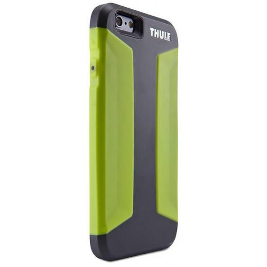 ثول أتومز - غطاء حماية خلفي X3 لآي فون 6/6 Plus – أسود وأخضر