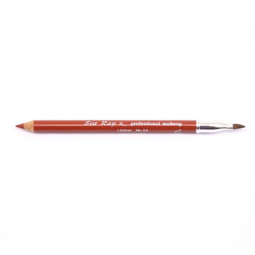 سي راي – قلم تحديد الشفاه بروفيشنال رقم 64