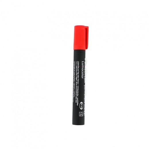 ستدلر – أقلام تعليم بحبر ثابت – أحمر