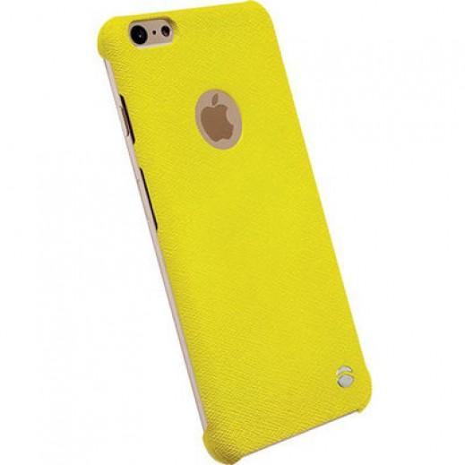 كروسال غطاء MALM TEXTURE لآيفون 6 بلاس لون اصفر 90016