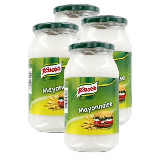 كنور - مايونيز 500 مل (4 حبة) - عرض التوفير