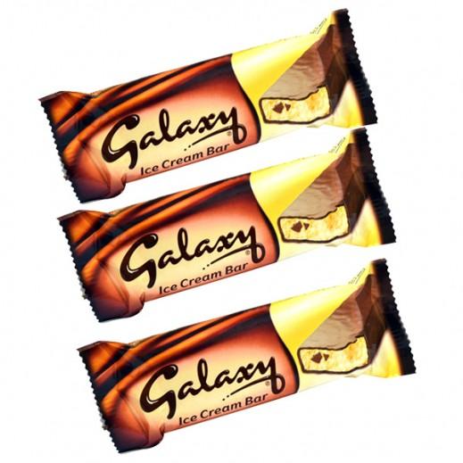 جالاكسي - آيس كريم بار 50 مل (3 حبة)