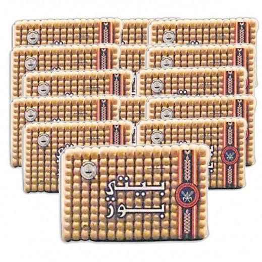 المطاحن - بسكويت بيتي بور سادة 100 جم (24 حبة)