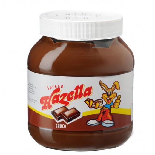 هازيلا - كريمة الشكوكولاته 350 جرام