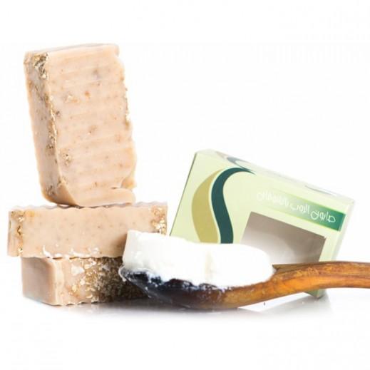 صابون الروب بالشوفان مصنوع يدوياً 100 جم