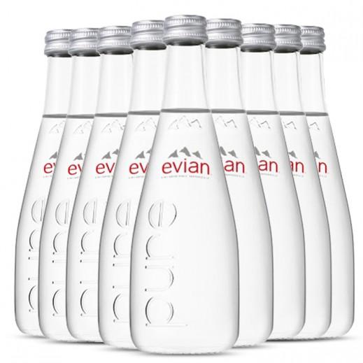 إيفيان – مياه معدنية طبيعية 20 × 330 مل