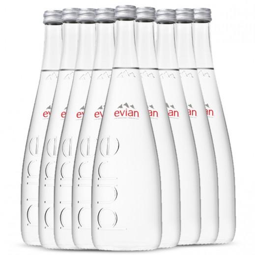 إيفيان – مياه معدنية طبيعية 750 مل (3 × 12) - أسعار الجملة