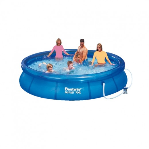 حمام السباحة 366 × 76 سم