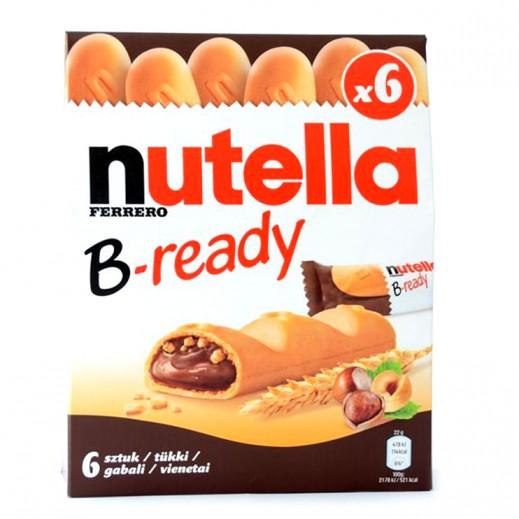 فيريرو نوتيلا سبريد – شوكولاتة بي ريدي 132 جم