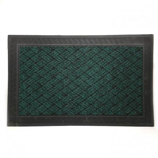 سجادة باب إيطالي (40 × 60 سم) - أخضر