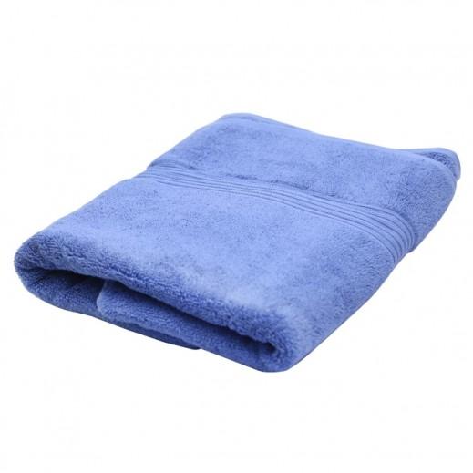 كانون رويال مناشف استحمام زرقاء 1 قطعة مقاس 70×140 سم