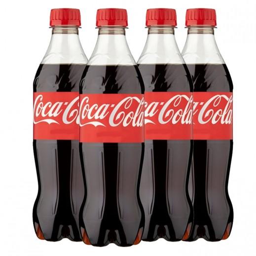 كوكا كولا – مشروب غازي 4 × 500 مل