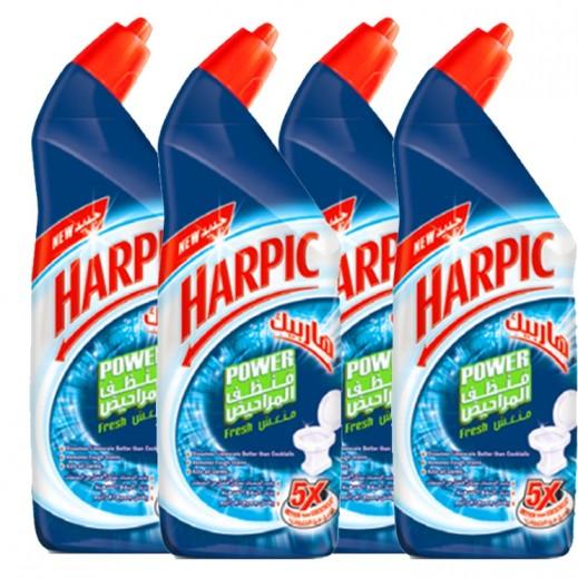 """هاربيك – منظف الحمام """" الأصلي """" 1 لتر ( 4 حبة ) - عرض التوفير"""