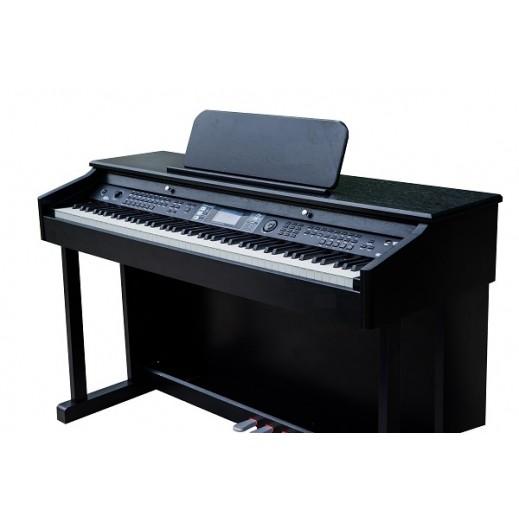 سوزوكي – بيانو ديجتال 88 مفتاح 147 صوت – اسود - يتم التوصيل بواسطة Marshall Al-Alamiah Company