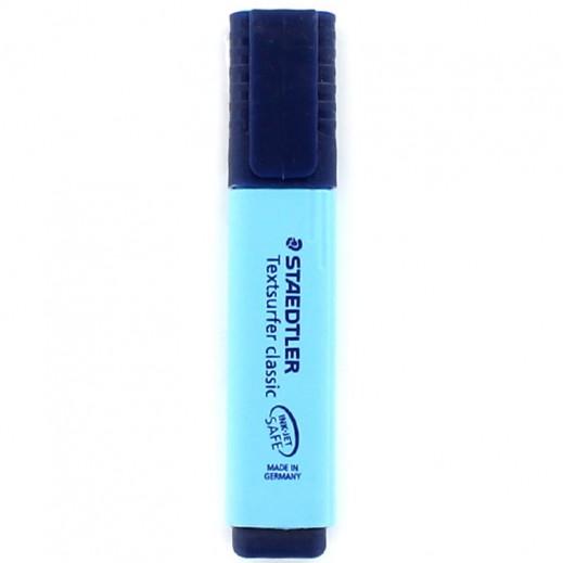 ستدلر تكست سيرفر – أقلام الإظهار – أزرق (24 قلم) – منتجات الجملة