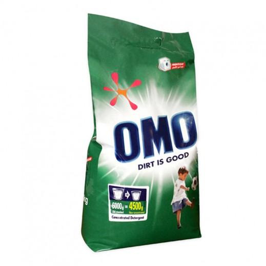 أومو - مسحوق الغسيل الأخضر للغسالات الأوتوماتيك 4.5 كجم × 3 حبة - أسعار الجملة