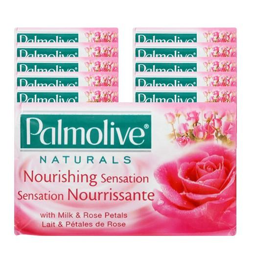 بالموليڤ – صابون بخلاصة زيت الورد 125 جم ( 12 حبة ) - عرض التوفير