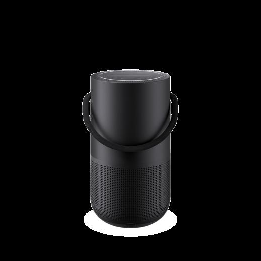 بوز - مكبر صوت ذكي متنقل - اسود - يتم التوصيل بواسطة aDawliah Electronics خلال يومين عمل