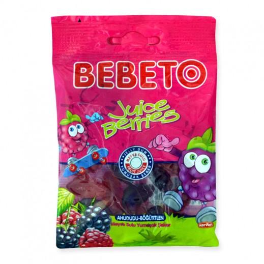 بيبيتو - حلوى جيلي بطعم التوت 40 جم