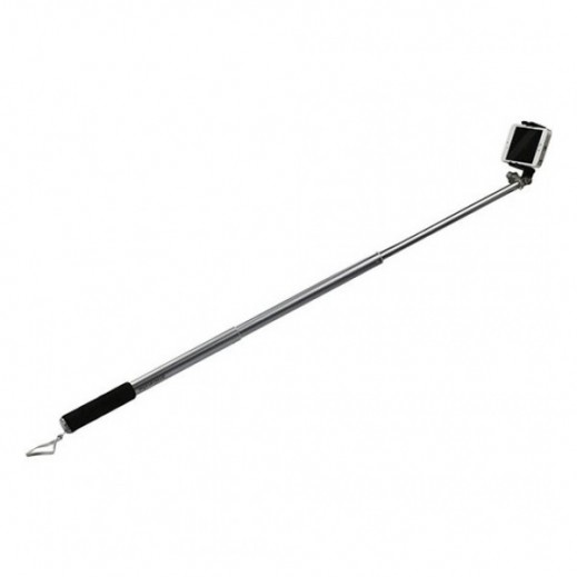 Promate Monopro-10 Selfie Monopod for Cameras and Smartphones Grey