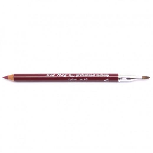 سي راي – قلم تحديد الشفاه بروفيشنال رقم 65