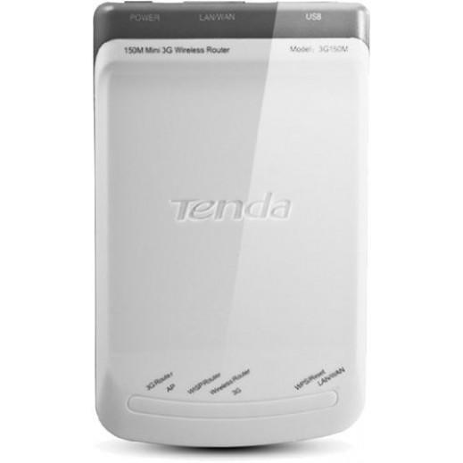 تندا لاسلكي N150 محمول الجيل الثالث 3G راوتر 3