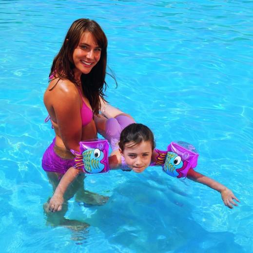 بست واي – شارات السباحة - أصفر