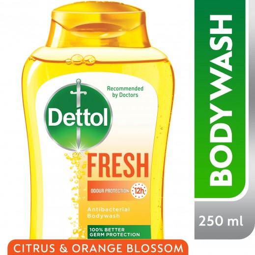 ديتول – غسول الجسم المنعش للحماية من الجراثيم – 250 مل