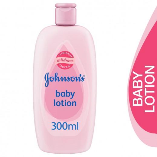 جونسون - لوشن للأطفال 300 مل