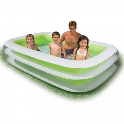 إنتكس – حمام سباحة عائلي 262 × 175 × 56 سم