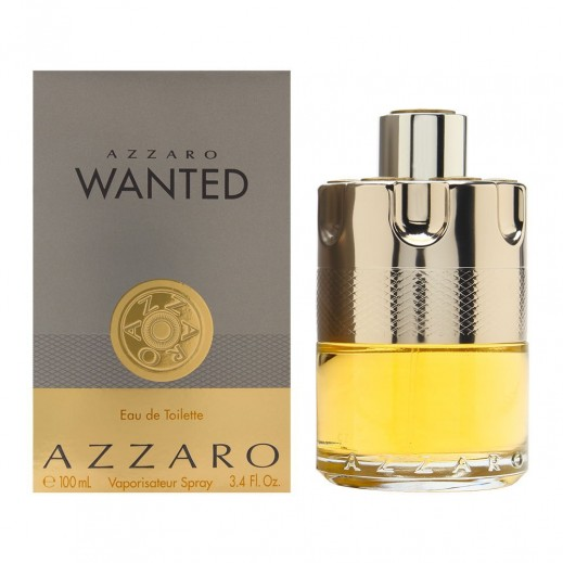 Azzaro Wanted For Him EDT 100 ml