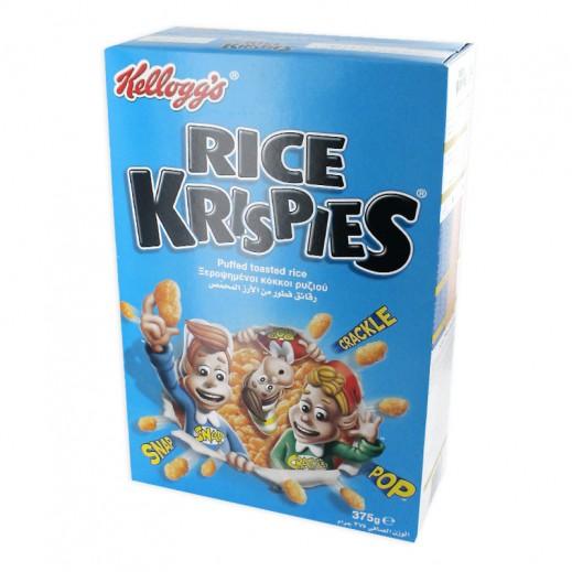 """كلوقز – رقائق فطور """" رايس كريسبيز """" من الأرز المحمص 375 جم"""