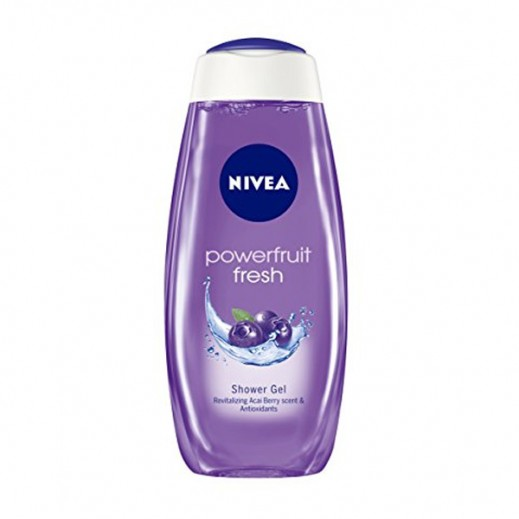 Nivea Powerfruit Fresh Shower Gel Women 500 ml