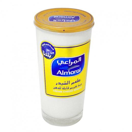 المراعي - جبنة كريم الشيدر قابلة للدهن 200 جم