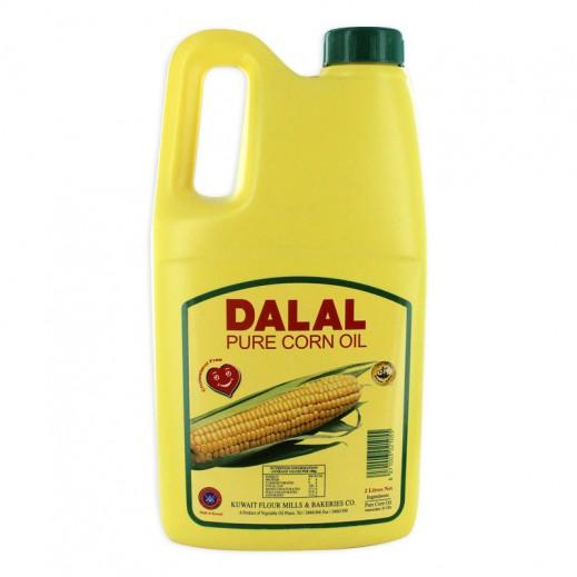 المطاحن – دلال زيت الذرة الخالص 2 لتر