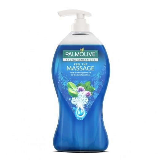 بالموليڤ - سائل الًإستحمام اشعري بالتدليك - 750 مل