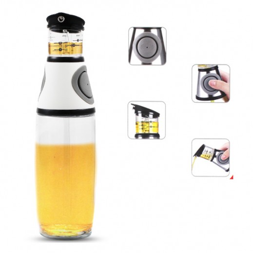Oil & Vinegar Bottle 500ml