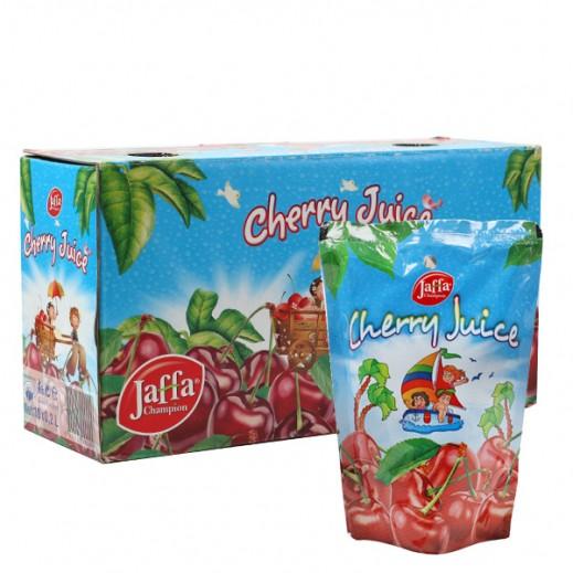 چافا – شراب عصير بنكهة الكرز 10×200 مل