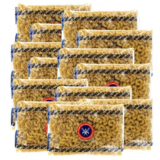 المطاحن – معكرونة رقم 24  500 جم (20 حبة)