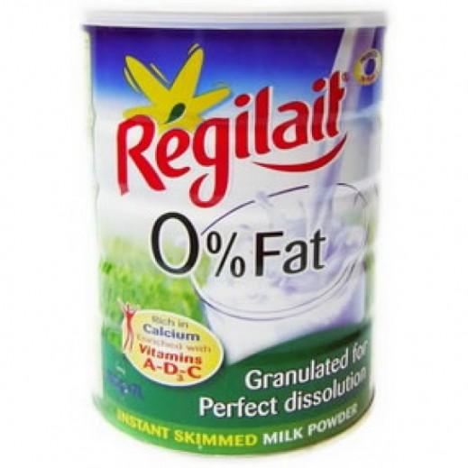 ريجيليه - حليب بودرة كالسيوم منزوع الدسم (0% دهون) 700 جرام