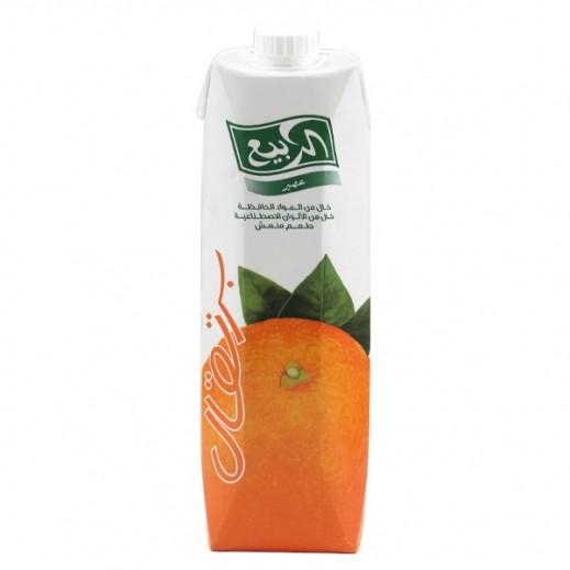 الربيع - عصير البرتقال نكتار 1 لتر