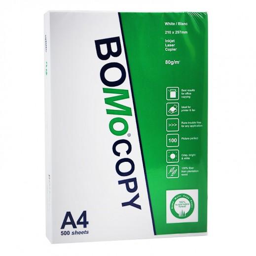 بومو - ورق طباعة A4 عدد 500 ورقة
