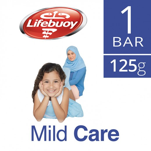 لايف بوي - صابون العناية الناعمة 125 جم