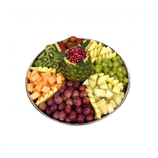 طبق فاكهة الصيف  - يتم التوصيل بواسطة Fruit Art