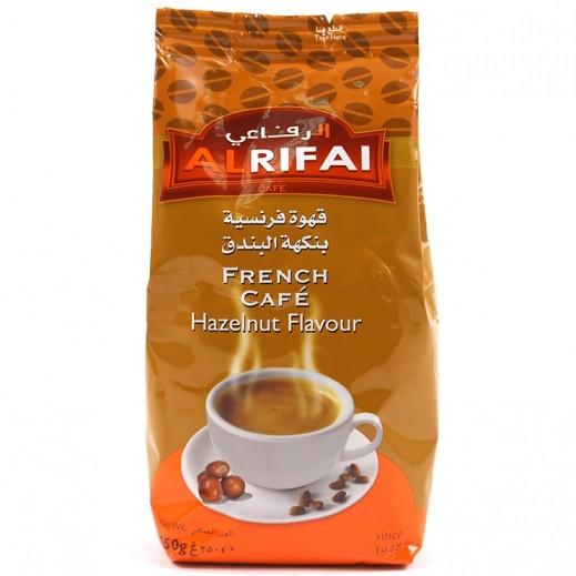 الرفاعي - قهوة ميلانج بنكهة البندق 250 جرام