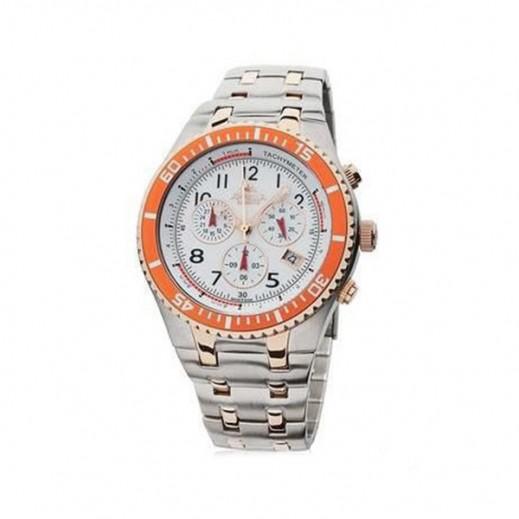 أبيلا – ساعة يد سويسرية  للرجال من الستانليس ستيل  موديل AP-4041.05.0.0.01